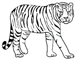 coloring page tiger paw detroit tigers coloring pages tiger coloring pages tigers detroit