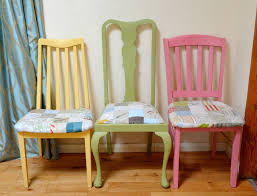 restyled shabby chic dining room chairs vicky myers creations