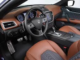 maserati ghibli interior 2016 maserati ghibli review carrrs auto portal