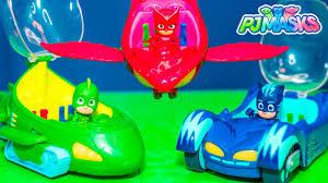 pj maskks disney gekko catboy owlette pj masks deluxe toys