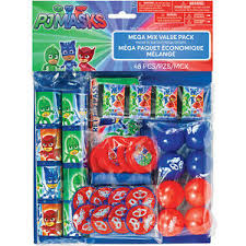 48 pj masks birthday party loot bag favours fillers ebay