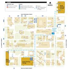 San Jose Map by Venue Sportstech San Jose State University