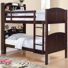Solid Wood Bunk Beds With Trundle by Solid Wood Bunk Beds For Kids