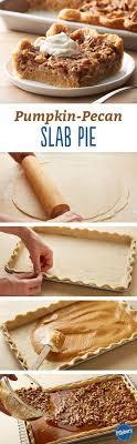 pumpkin pecan slab pie recipe slab pie thanksgiving pies and