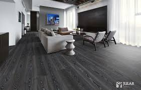 Floors Decor And More Black Silver Pavimento Flutuante Em Madeira Shine Collection
