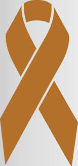 brown ribbon cancer ribbon colors explained awareness causes