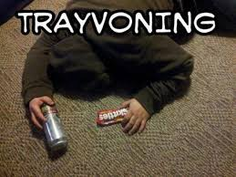 Trayvon Meme - trayvoning new internet meme sparks outrage