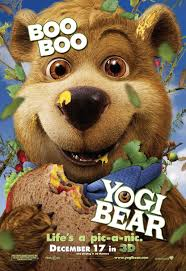 yogi bear all movie posters and prints for yogi bear joblo posters