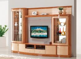 Two Tone Living Room Walls by Av3068 Wall Unit In Light Cherry Two Tone By Pantek