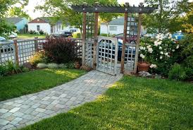 Backyard Landscaping Ideas For Privacy Patio Ideas Small Front Yard Patio Designs Front Yard And