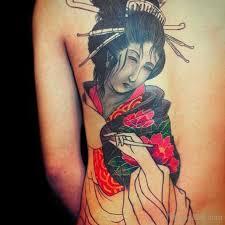 geisha tattoos tattoo designs tattoo pictures page 2