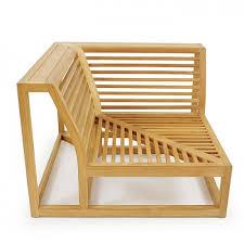 Teak Sectional Patio Furniture by Maya Teak Sectional Outdoor Furniture Set Westminster Teak