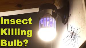 light bulb bug zapper reviews can this normal light bulb kill mosquitoes flying insect moth