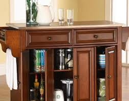 Open Bar Cabinet Bar Awesome Mobile Bar Cabinet Custom Liquor Cabinet With Glass
