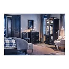Fyresdal Ikea Undredal Cassettiera Con 4 Cassetti Nero Drawers Bedrooms And