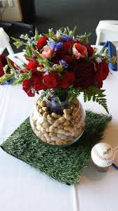 baseball wedding table decorations 1000 images about 35th wedding anniversary ceremony on pinterest