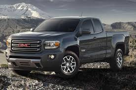 lifted gmc 2015 2015 gmc canyon crew cab lifted and rating motor trend small