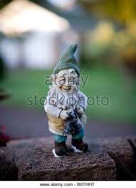 garden gardening gnome character tacky ornament happy smiling
