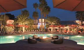 Fire Pits San Diego by Hilton San Diego Resort Fire Pit By The Pool Hilton Mom Voyage