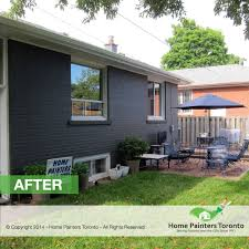 toronto brick painting contractor brick house painter toronto