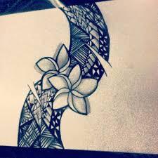 Polynesian Flower Tattoo - tongan ink u2026 tattoos pinterest tattoo piercings and tatting