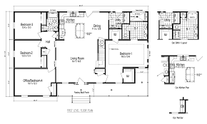 floor plans modular homes palm harbor u0027s the greenbrier iii is a manufactured home of 2 141