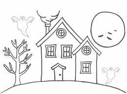 snow flake coloring pages houses house coloring pages getcoloringpagescom free printable