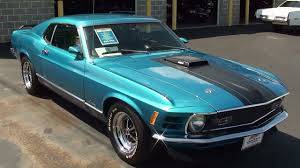 cheap 1970 mustang for sale 1970 ford mustang mach 1 351 cleveland v8 fastback