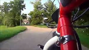 66cc sky hawk motorized bike riding and having a blast youtube