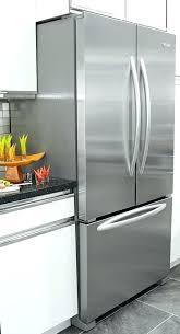 cabinet depth refrigerator lowes lg counter depth refrigerator lowes hotelambarbeach com