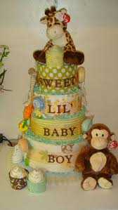 deco jungle bapteme 8 best diaper cake images on pinterest jungle baby showers baby