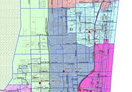Boca Raton Zip Code Map by Vero Beach Fl Map My Blog