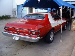 The Car In Starsky And Hutch Starskyhutch