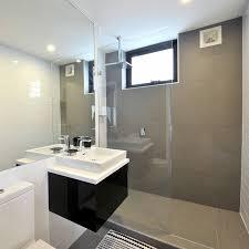 feature tiles bathroom ideas bathroom design walls grey photos cabinets home colors tubs soaker