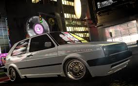 volkswagen hatchback custom gta gaming archive