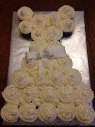 wedding cake cupcake dress wedding dress cupcakes for bridal