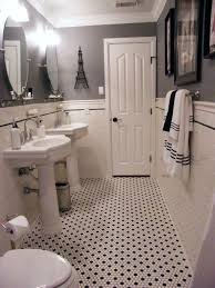 tiled bathroom walls 100 fabulous black white gray bathroom design with pictures