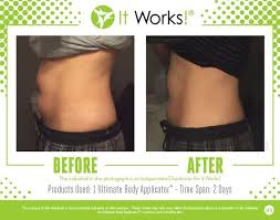 that wrap thing it works wraps wrap thing before and after healthy living