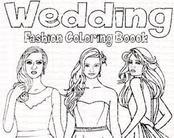 coloring book etsy