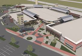 outlet mall in the works for the along with aubrey u0027s