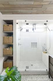 bathroom shower with budget small bathroom tile makeover best 25 shower makeover ideas on pinterest tiny bathroom