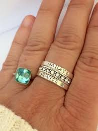 ring with children s names victory custom baby name rings jewelry