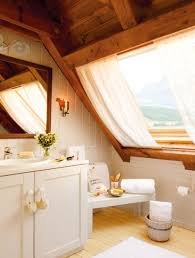 White Bathroom Decorating Ideas Bathroom Simple Brown And White Attic Bathroom Decor Ideas