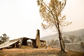Wildfire History by Wildfire Leaves U0027complete Devastation U0027 In Rural Community