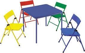 Outdoor Childrens Table And Chairs Amazon Com Safety 1st 5 Piece Kid Table And Chair Set Arts