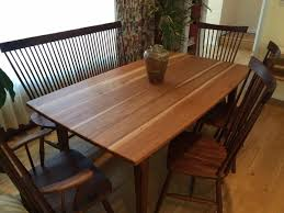 Hickory Dining Room Table by Dining Tables Boulder Furniture Arts
