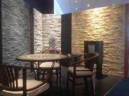 steinwand wohnzimmer platten 10 ideen für eine steinwand im wohnbereich fliesen fieber