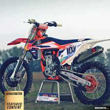 ktm motocross bikes ktm mxgp team shooting 2015 u2013 the bikes derestricted