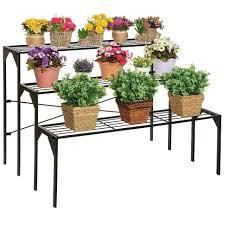 plant stand plant potds for patios uk clay wheeleddsplant