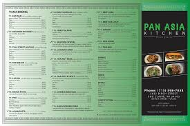 asia kitchen menu pan asia kitchen menu menu for pan asia kitchen eau eau